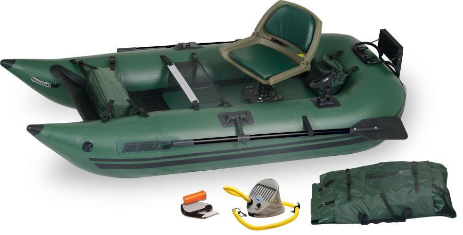 Inflatable Pontoon Boat Review