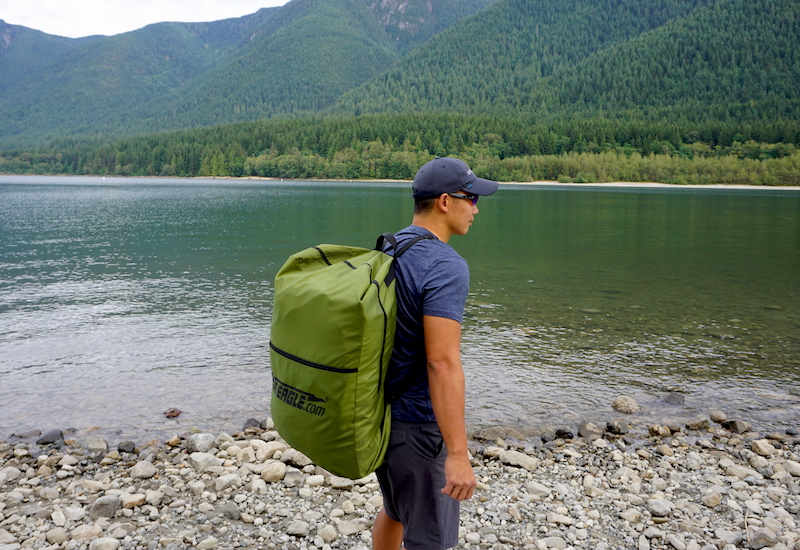 packfish backpack carry bag